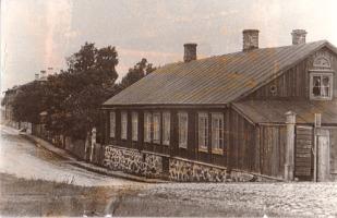Sibelius talo Loviisassa