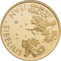 Sibelius arany pu00E9nz
