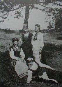 1885 Toini-Inkeri Kaukosen kirja