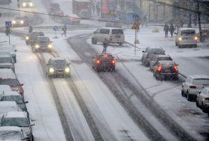 Elsö hó 2014-ben.