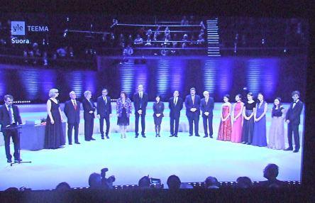 Jury ja finalistit