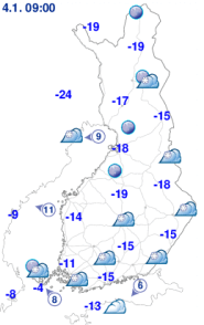 finland-weather-observations-map