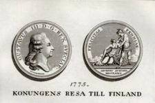 Rwesa till Finland 1775