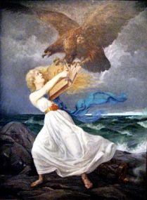 Suomineito Iston maalaus v. 1899