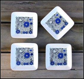 Pastoraali tányérok