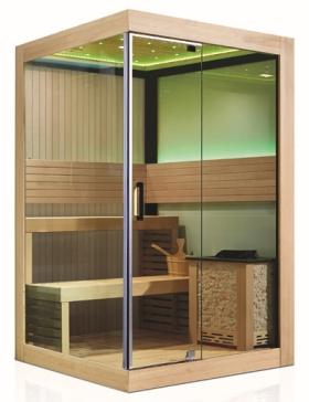 portable-2-person-mini-sauna-room-wood