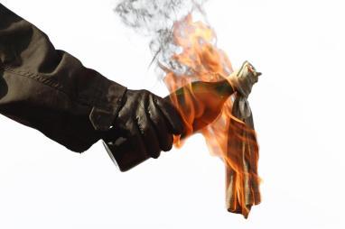 Molotov coctail