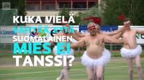 A finn férfi nem táncol ???