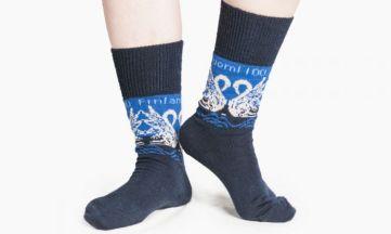 Jaana ünnepi zoknija