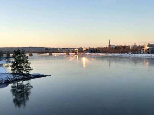 Rovaniemi - 11 C