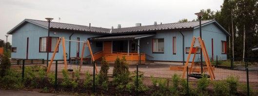Lasinpuhaltaja päiväkoti Espoo