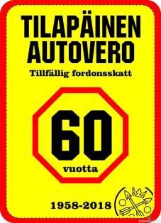 Tilapäinen autovero