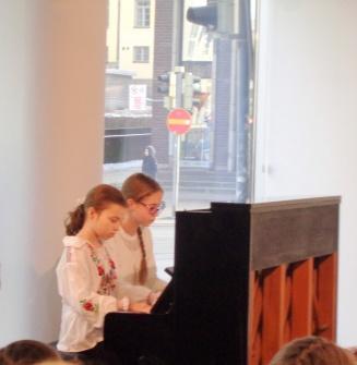 Beata Ponyi & Sofia Johansson