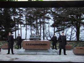 Mannerheim sírja Hietaniemiben