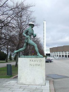 Paavo Nurmi Vappu 15
