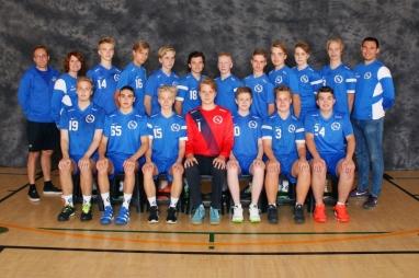 Vantaa Atlas B fiúk csapata