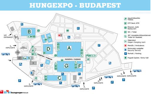 HEX térkép