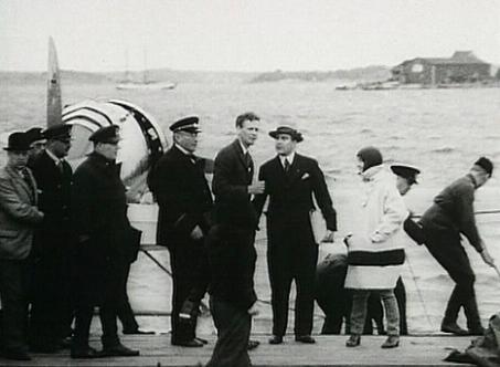 Charles Lindbergh Suomessa