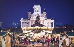 Helsinki, Szenátustér