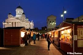 Helsinki karácsonyi vásár