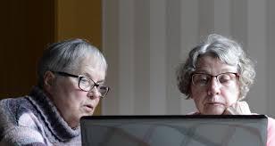 vanhukset ja netti
