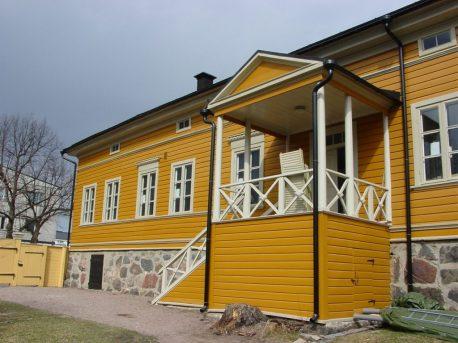 Runeberg koti