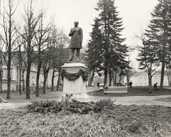 Runeberg szobor : Porvoo