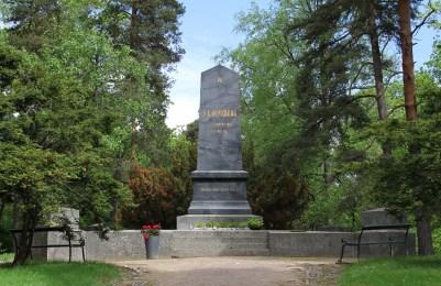 Runeberg_grave_memorial_1 Porvoo