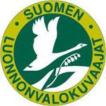 uomen luonnonvalokuvaajat logo