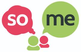 So-me =szociális média