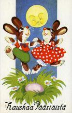 hauskaa pääsiäitä