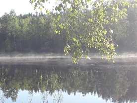 Köd a víz felett